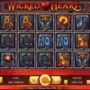 Gokkast Wicked Heart