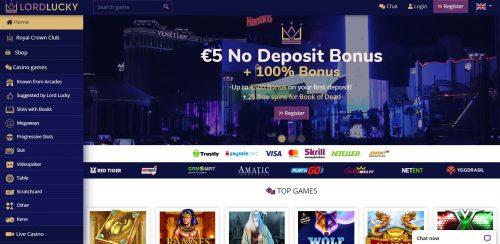 New mobile casino games