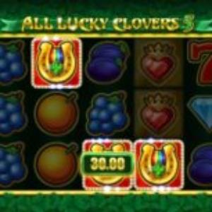 All Lucky Clovers Gokkast