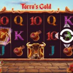 Gokkast Torro's Gold