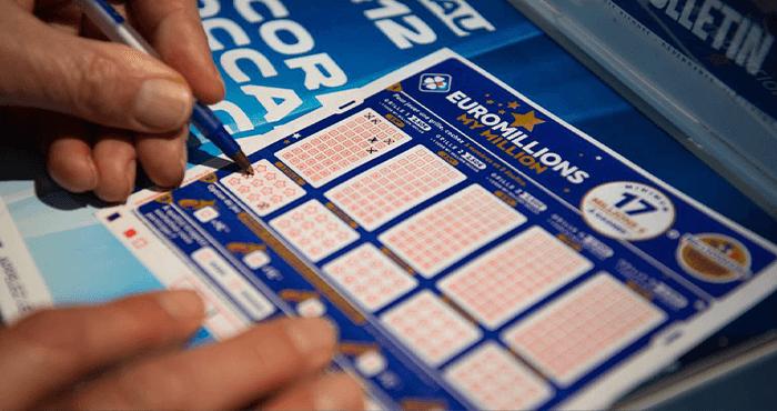 Fransman wint jackpot bij Euromillions van 220 miljoen euro